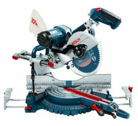 Bosch 4410 10-Inch Dual-Bevel Sliding Compound Miter Saw